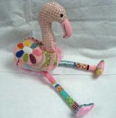Gloria`s Flamingo
