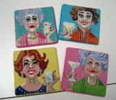 Customers Fun Coasters