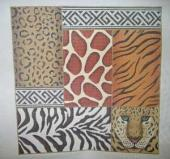 Animal Skin Patchwork
