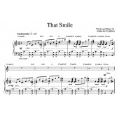 """That Smile"" [Joyful up-tempo] (Solo) in C"