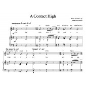 """A Contact High"" [Short, stoned ramble] in C"