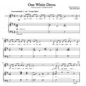 """One White Dress"" [Humorous bouncy medium-tempo] in D"