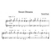 """Sweet Dreams"" [Poignant story song] in F – Tenor"