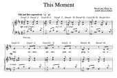 """This Moment"" [Philosophical ballad] in D"