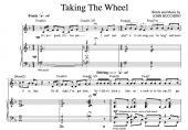 """Taking The Wheel"" [Dynamic up-tempo] in F – Baritone or Soprano"