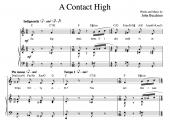"""""""A Contact High"""" [Short, stoned ramble] in C"""