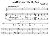"""In A Restaurant By The Sea"" [Love ballad] in C"