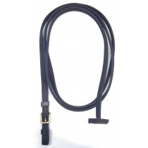 Super Grip Schooling & Show Lead 10' Brass Hardware on Buckle