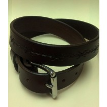 Mens Belt made of Genuine Herman Oak Leather