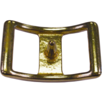 Conway Buckle brass or Stainless Steel