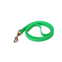 "48"" Dog Leash - Lime Green"