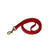 "60"" Dog Leash - Red"
