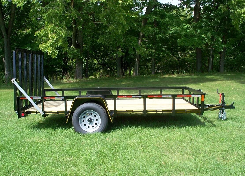 6 x 12 utility trailer