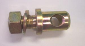 gate pin