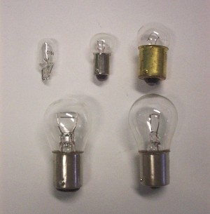 Combination Light Replacement Bulb