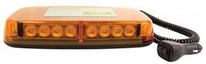 C4855AW Amber Low-Profile Warning Light Bar