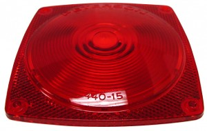 Replacement Lens For Tail Light