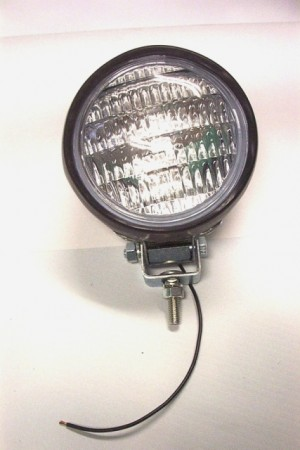 clear tractor utility light