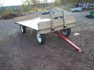 Hay Wagon