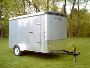 6 x 10 enclosed trailer