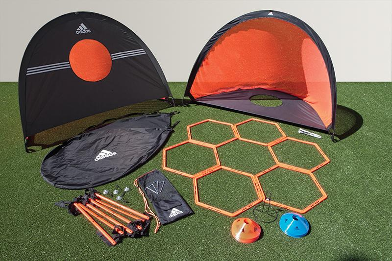 Drills Soccer - Speed and Agility Kit