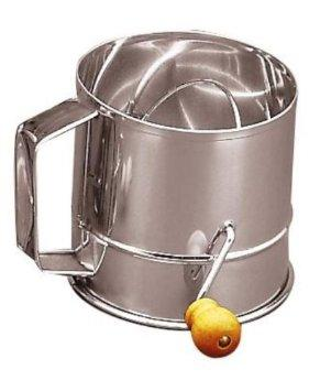 FRC - 3-Cup Stainless Steel Flour Sifter 4638