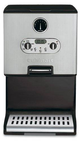 Cuisinart DCC-3000 Coffee-on-Demand 12-Cup Programmable Coffeemaker, Brushed Metal