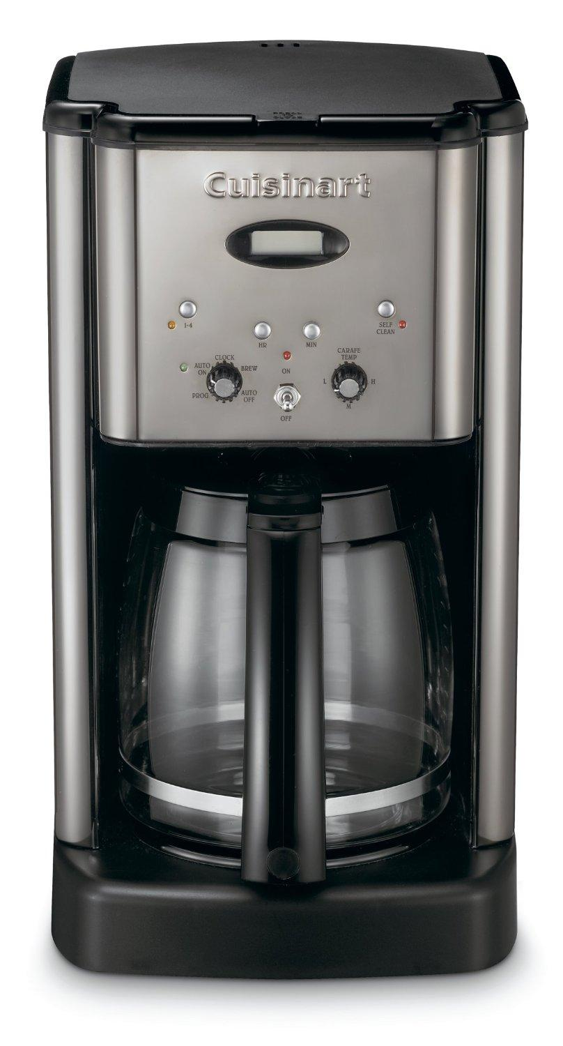 Cuisinart DCC-1200-BCH Brew Central 12-Cup Programmable Coffeemaker