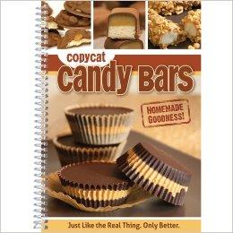 Copycat Candy Bars - Cookbook