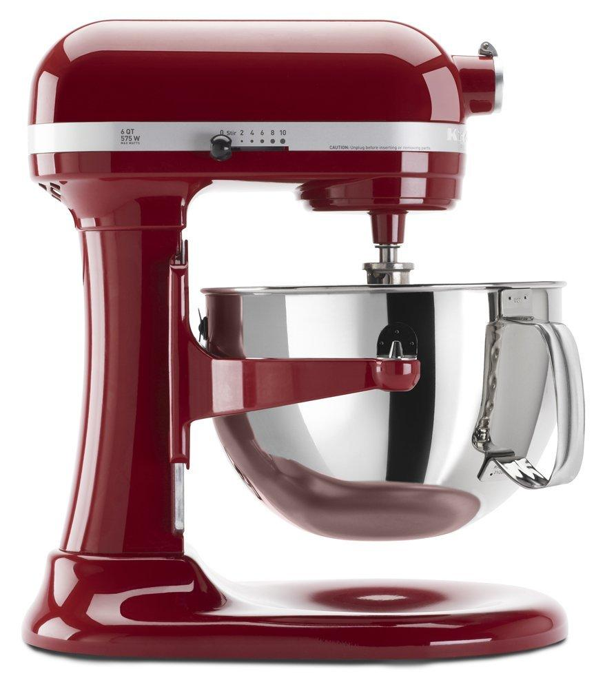 KitchenAid Professional 600 Stand Mixer - Empire Red KP26M1XER