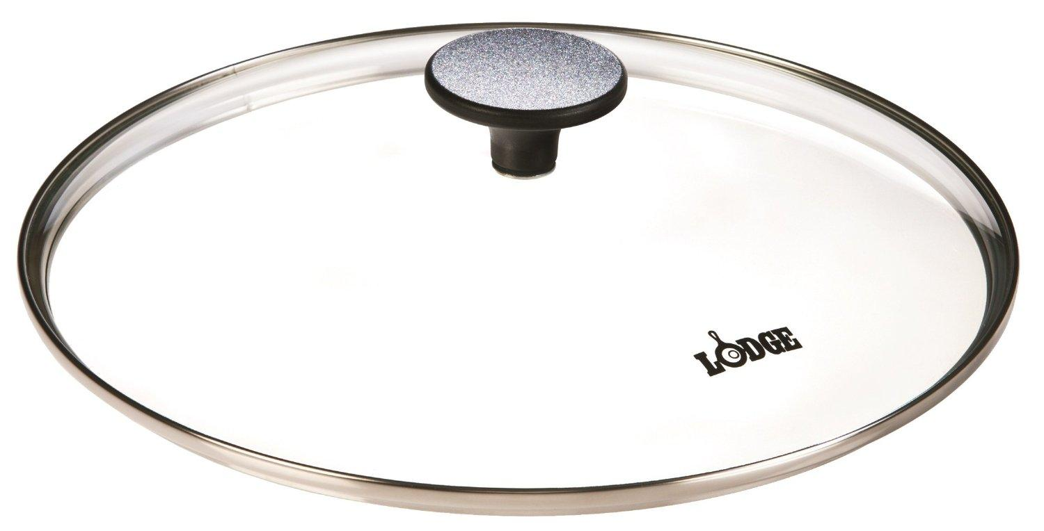 """Lodge 10.25"""" Tempered Glass Lid - GC10"""