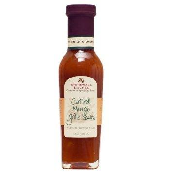 Stonewall Kitchen Curried Mango Grille Sauce 131105
