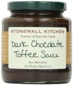 Stonewall Kitchen Dark Chocolate Toffee Sauce 161019