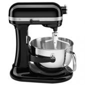 KitchenAid Professional 600 Stand Mixer - Onyx Black KP26M1XOB