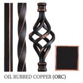 Oil Rubbed Copper (ORC)