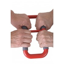 Handy Handle - Blue, Red & Ivory