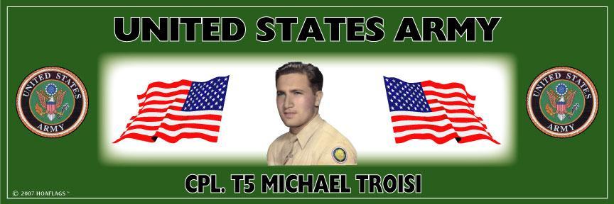 U.S Army Personalized Photo Bumper Sticker