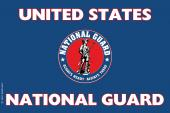 United States National Guard Flag