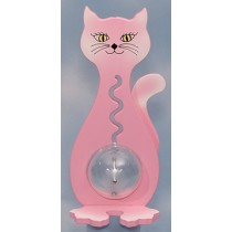"20"" Pink Cat Bank - Personalized (FREE SHIPPING)"