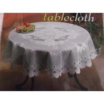 558 European Lace Tablecloth
