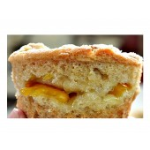 Honey Bun Peach Cake-Regular