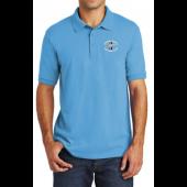 Polo Shirt Aquatic Blue