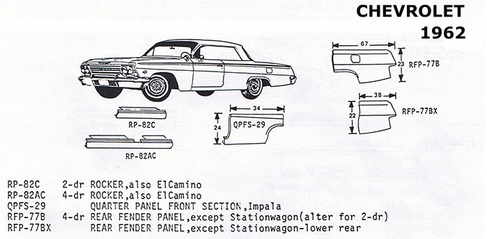 Chevrolet 1962