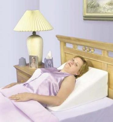 """Essential Covered Bed Wedge - 7.5"""" x 24"""" x 26"""" #F1575-2"""