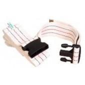 "P2503 Essential Standard Gait Belt - 54"" - Plastic Buckle"
