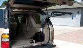 Vehicle LIft - Inside