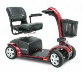 Rental 4 WheelHeavyi Duty Scooter