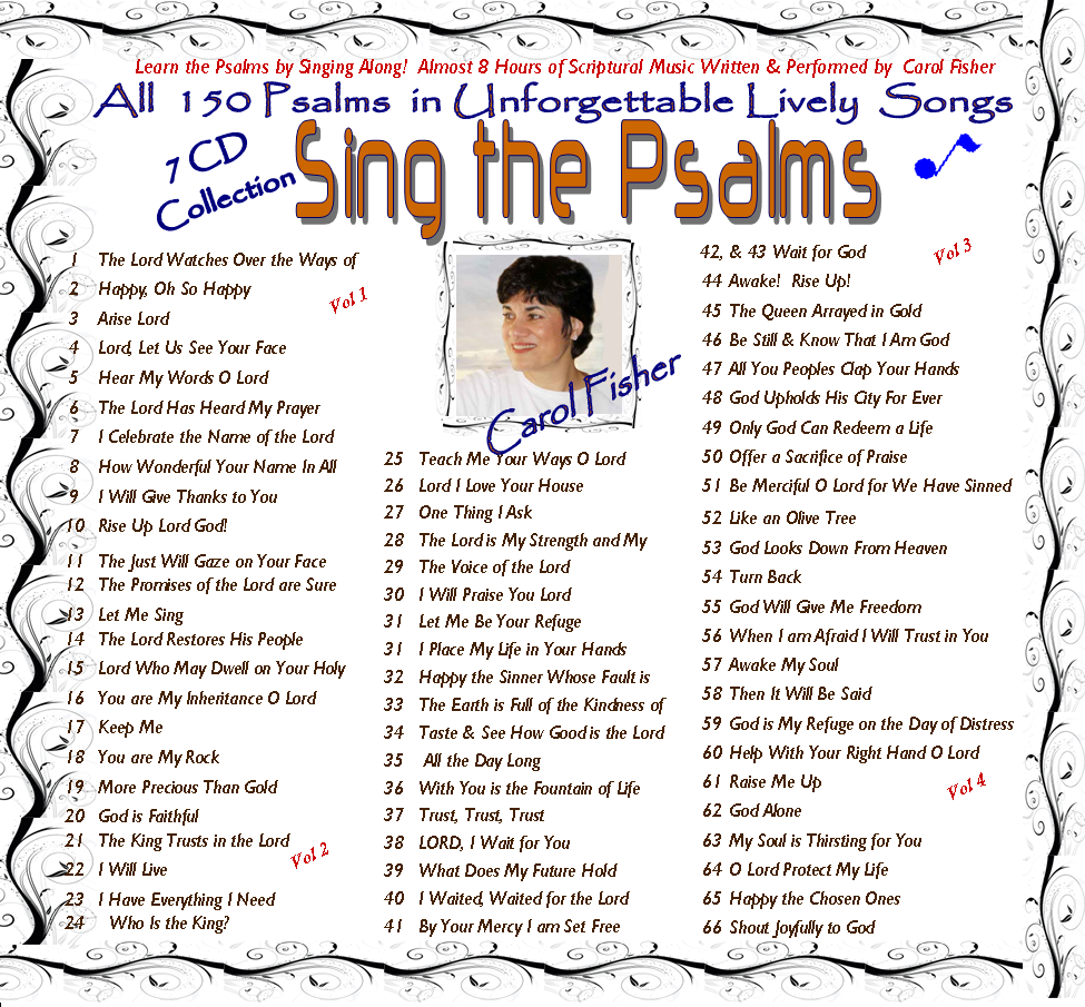 Sing the Psalms 7 CD Boxed Set