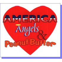 America, Angels & Peanut Butter CD