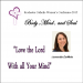 "Jeanette DeMelo, ""Love the Lord with all Your Mind"""